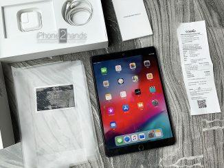 ขาย iPad Air 3 สีดำ 64gb Wifi ประกันศูนย์ยาวๆ ถึง มิถุนา 63