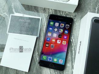 ขาย iPhone 7 Plus สีดำ 32gb ประกันเหลือถึง 26 กันยายน 62