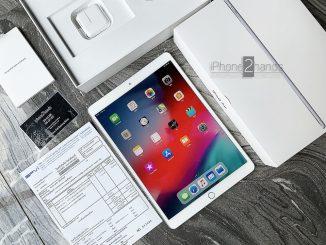 iPad Air 3 สีขาว 64gb Wifi พร้อมใบเสร็จ ประกัน กรกฏา 63