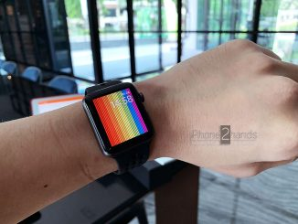 Apple Watch S2 Nike สีดำ 42mm มือสอง ราคาถูกครบกล่อง