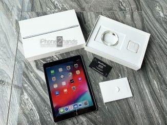 ขาย iPad 2017 สีดำ 128gb Wifi เครื่องศูนย์ไทย ครบกล่อง ถูกมาก