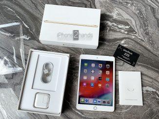 ขาย iPad Mini 3 สีทอง 16gb Cellular Wifi ศูนย์ไทย ครบกล่อง