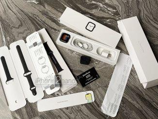 ขาย Apple Watch S4 สีดำ 44mm Cellular ประกันเหลือราคาถูก