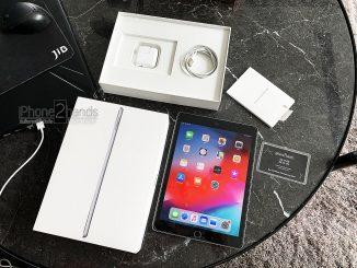 ขาย iPad 2018 Gen 6 สีดำ 128gb Wifi ประกันถึง กุมภา 63 ปีหน้า