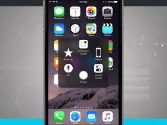 วิธีตั้งค่าปุ่มโฮม Home บน iPhone