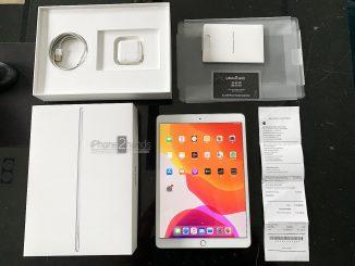 ขาย iPad Air 2019 สีขาว 64gb Wifi พร้อมใบเสร็จ ประกัน กุมพา 63 ปีหน้า