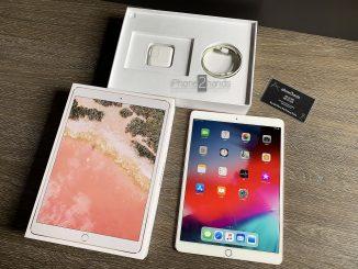 ขาย iPad Pro 10.5 สีชมพู Cellular Wifi ครบกล่อง ราคาถูก