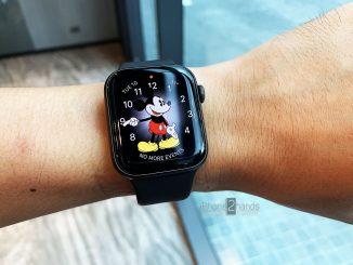 ขาย Apple Watch S4 GPS สีดำ 44mm ประกันถึง มีนาคม 63 ปีหน้า