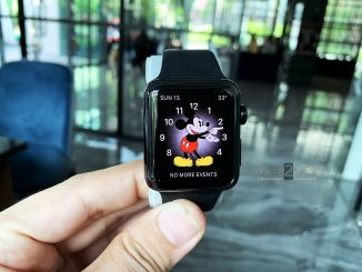 ขาย Apple Watch S2 42mm ตัวแสตนเลส มือสอง ราคาถูกมาก