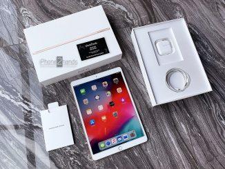 ขาย iPad Air 3 สีทอง 64gb Wifi ประกัน กรกฏา 64 เกือบๆ 2 ปี