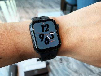 ขาย Apple Watch S4 Nike GPS 40mm ประกันยาวๆ 18 พฤษภา 63 ปีหน้า