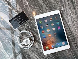 ขาย iPad Mini สีขาว 16gb Wifi เครื่องศูนย์ iStudio มือสอง ราคาถูก