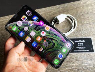 ขาย iPhone XS MAX สีดำ 256gb ประกันถึง พฤศจิ 62 ราคาถูกมากๆ