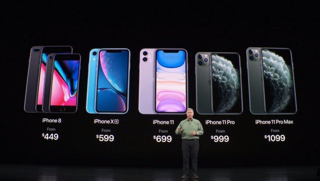 ราคา iphone 11,iphone 11 ขายเมื่อไหร่,วันที่วางขาย iphone 11