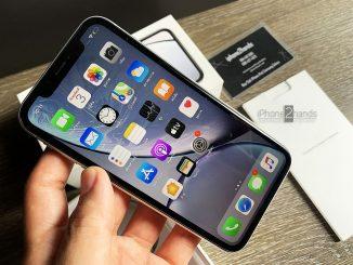 ขาย iPhone XR สีขาว 64gb ศูนย์ไทย ประกันเหลือ สภาพมือ1