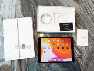ขาย iPad Air 3 สีดำ 64gb Cel Wifi ประกันยาวๆ 30 กันยายน 63 ปีหน้า