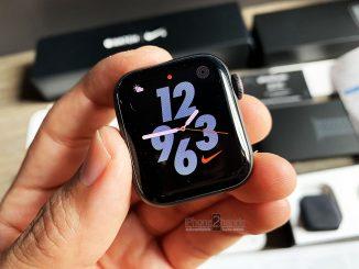 ขาย Apple Watch S4 สีดำ 40mm Cellular ประกันศูนย์ถึง กันยา63 ปีหน้า
