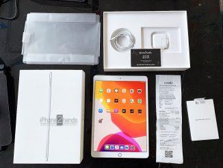 ขาย iPad Air 3 สีขาว 64gb Wifi ประกันยาวๆ 29 กันยา 63 ใบเสร็จ