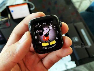 ขาย Apple Watch S4 Nike 44mm GPS สีดำ ประกันเหลือราคาถูก