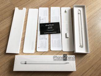 ขาย Apple Pencil Gen 1 ประกันเหลือถึง 28 พฤษภาคม 63 ปีหน้า ราคาถูก