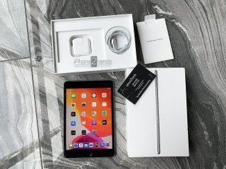 ขาย iPad Mini 5 สีดำ 64gb Wifi ประกันเหลือ 11 เดือน