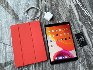 ขาย iPad Air3 สีดำ 64gb Wifi ประกันยาวๆ 27 กันยา 64 เกือบๆ 2 ปี