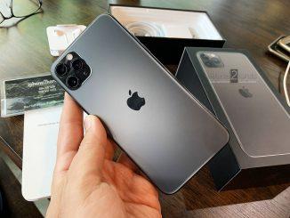 ขาย iPhone 11 Pro Max สีดำ 256gb เครื่องศูนย์ ประกันยาวๆ ราคาถูก