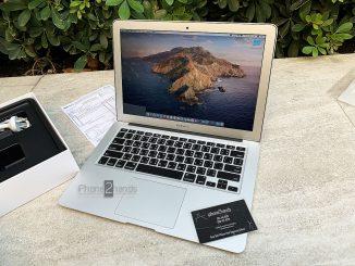 ขาย macbook air 2017 มือสอง