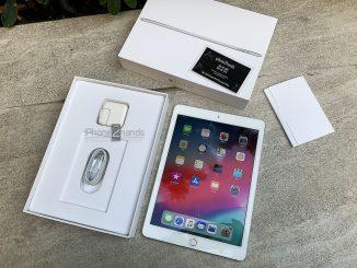 ขาย iPad Air 2 สีขาว 128gb Wifi เครื่องศูนย์ มือสอง ราคาถูกมาก