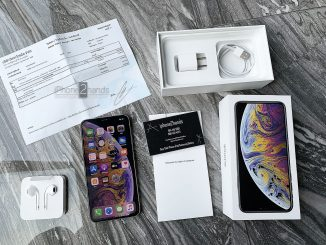 ขาย iPhone XS MAX สีขาว 64gb ศูนย์ไทย ประกัน 20 กุมภา 63