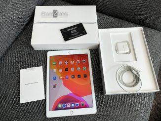 ขาย iPad 2018 สีขาว 32gb Wifi เครื่องศูนย์ สภาพนางฟ้า ราคาถูก