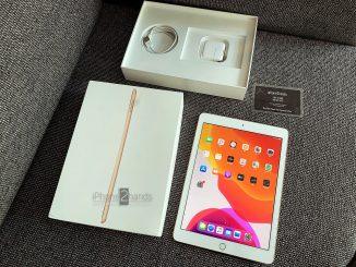 ขาย iPad 2018 สีชมพู 32gb Wifi เครื่องศูนย์ ครบกล่อง ประกันเหลือ