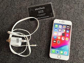 ขาย iPhone 7 สีชมพู 128gb มือสอง ราคาถูก