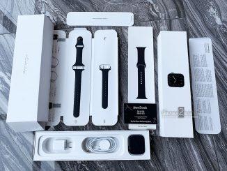 ขาย Apple Watch S5 GPS สีดำ 44mm ศูนย์ไทย ประกัน ตุลา 63