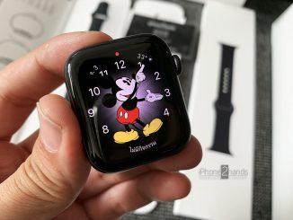 ขาย Apple Watch S5 GPS 44MM สีดำ ประกัน 30 ตุลา 63