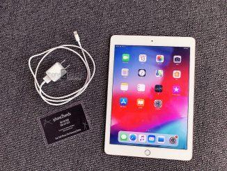 ขาย iPad Air 2 สีทอง 16gb Wifi เครื่องศูนย์ไทย มือสอง ราคาถูก