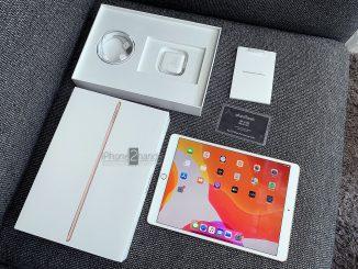 ขาย iPad Air 3 สีทอง 64gb Wifi มือ 1 ประกัน กุมภา 64 ราคาถูก