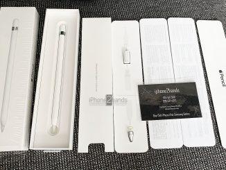 ขาย Apple Pencil Gen 1 เครือ่งไทย ประกันยาวๆ ตุลาคม 63