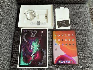 ขาย iPad Pro 11 สีดำ 64gb Wifi พร้อมใบเสร็จ ประกัน 29 พฤษภา 63
