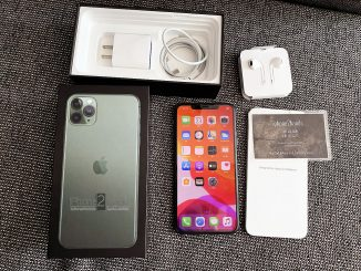 ขาย iPhone 11 Pro สีเขียว 64gb ศูนย์ไทย ประกันเหลือ ราคาถูก