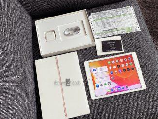 ขาย iPad Pro 9.7 สีชมพู 128gb Cel Wifi มือสองราคาถูก พร้อมใบเสร็จ