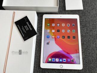 ขาย iPad 2018 Gen 6 สีทอง 32gb Wifi มือสองราคาถูก