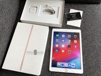 ขาย iPad Pro 9.7 สีชมพู 32gb Cellular Wifi มือสอง ราคาถูก