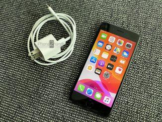 ขาย iPhone 7 สีดำ 128gb เครื่องศูนย์ไทย มือสอง ราคาถูก