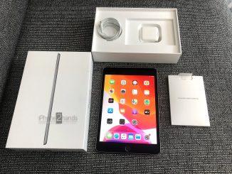 ขาย iPad Mini 5 สีดำ 256gb Cel Wifi ประกันเหลือ ราคาถูก