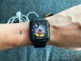 ขาย Apple Watch S4 สีดำ 44mm GPS มือสอง ราคาถูก