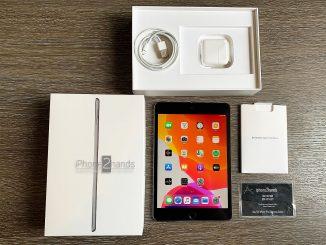 ขาย iPad Mini 5 สีดำ 64gb Wifi ประกันเหลือ ราคาถูก
