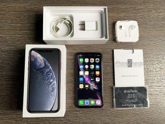ขาย iPhone XR สีดำ 64gb ศูนย์ไทย ประกันยาวๆ ตุลา 63 ราคาถูก