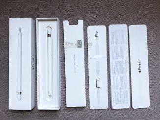ขาย Apple Pencil gen 1 ศูนย์ไทย ครบกล่อง ราคาถูกมาก