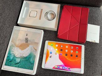 ขาย iPad Pro 10.5 สีทอง 64gb Cel Wifi เครื่องศูนย์ มือสอง ราคาถูก